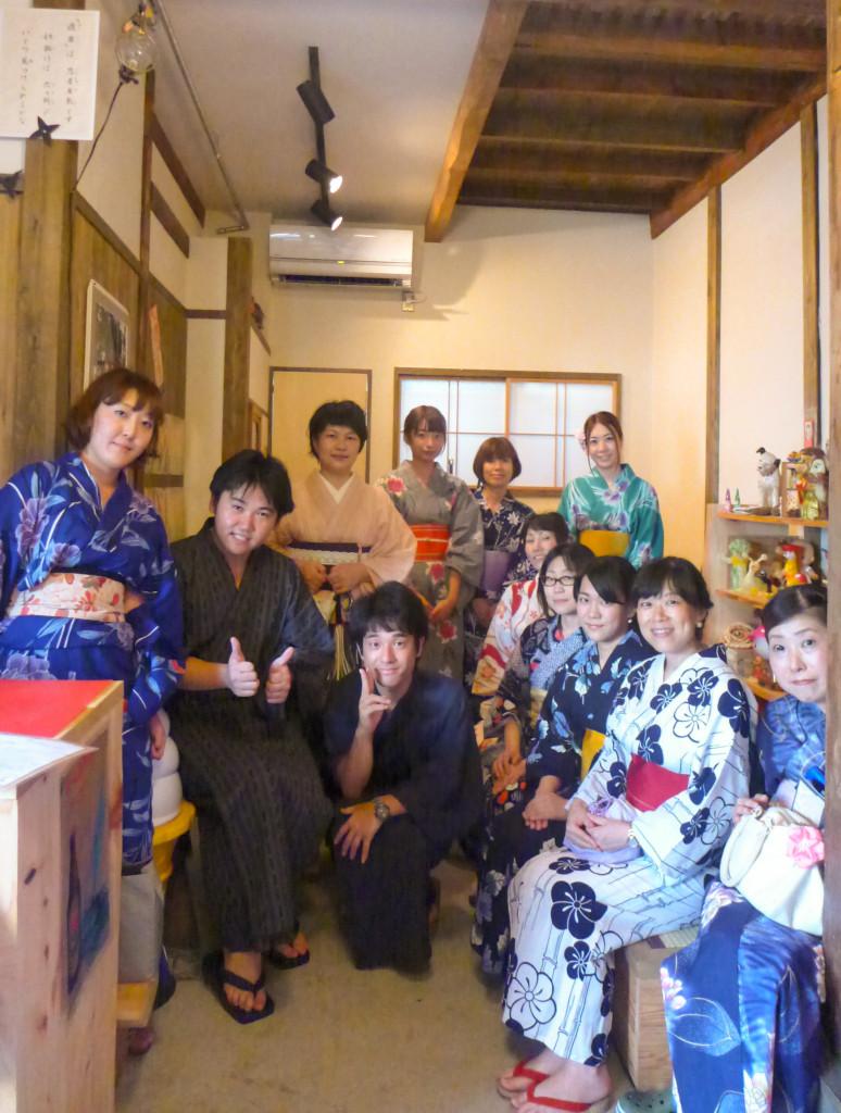 昭和の遊びが体験できる空間です