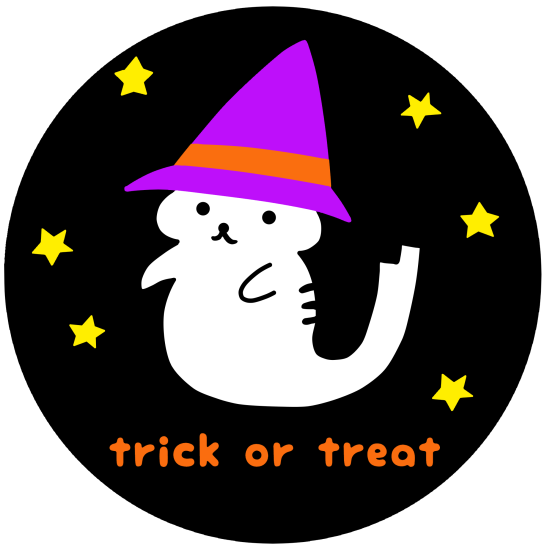○trick_or_treatにゃん