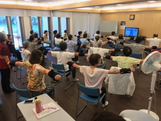 10.23阿倍野区保健福祉センター